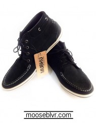 Sidewhisper black-mushu shoes