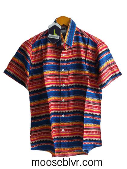 Niyol Red-Men Shirt-Moose