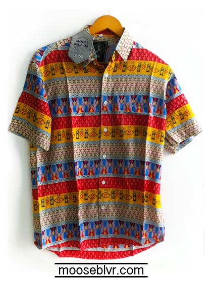 Shadi Yellow-Men Shirt-Moose