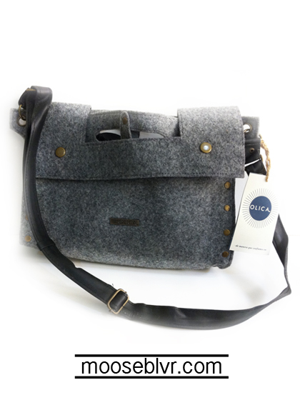 olica senorita gray women bag-Olica